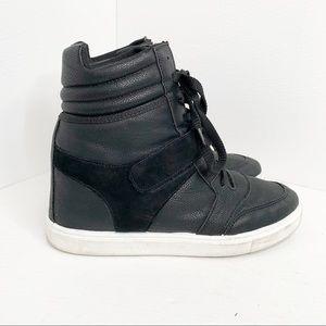 Asos Design Detour Wedge Sneaker